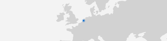 Mapa NL-the-hague