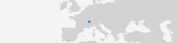 Mapa Ginebra