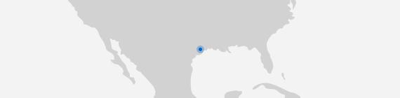 Mapa Houston