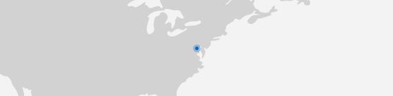 Mapa Maryland