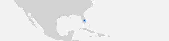 Mapa Boca Ratón